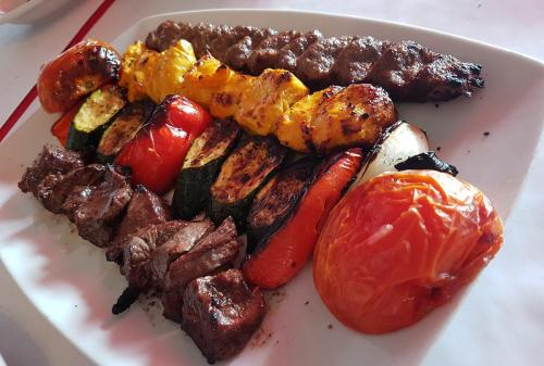 QuartierPerse Kababs
