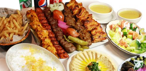 chateau-kabab-mix-dish